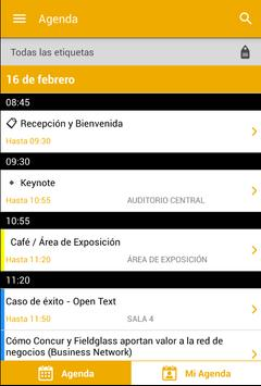 SAP Forum España 2016 apk screenshot
