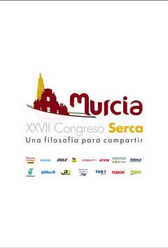 Congreso Serca 2016 poster