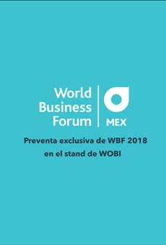 World Business Forum Mexico 17 poster