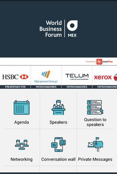 World Business Forum Mexico 17 screenshot 1