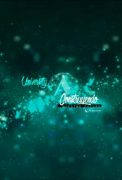 University 2018 poster
