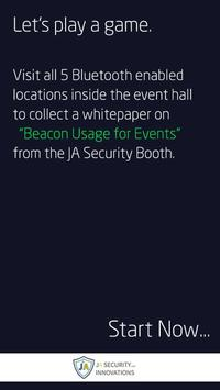 JA Event Beacon screenshot 1