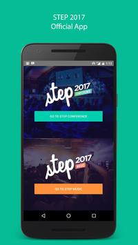 STEP Conference 2018 poster