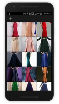 Evening Dress Design 2016 poster