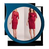 Evening Dress Pregnant Women icon