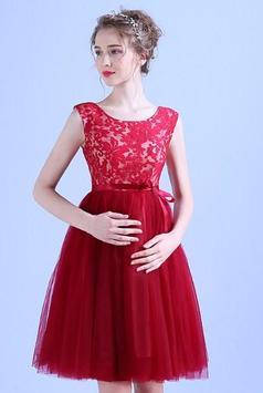 Evening Dress Pregnant Women screenshot 5
