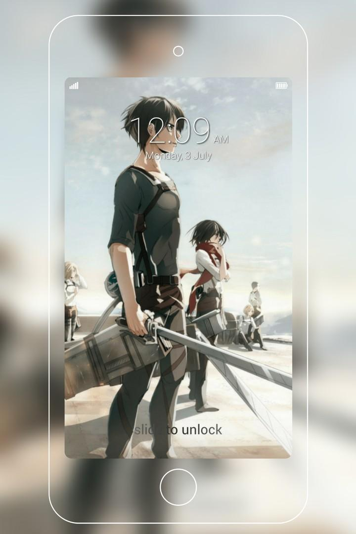 Anime Lock Screen Anime Wallpapers 4k For Android Apk