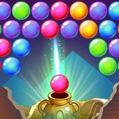 Bubble Ball Marble Pop icon