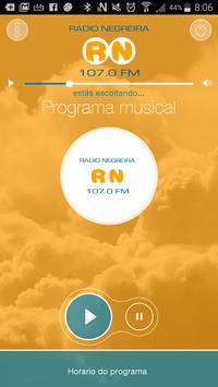 Radio Negreira poster