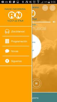 Radio Negreira apk screenshot