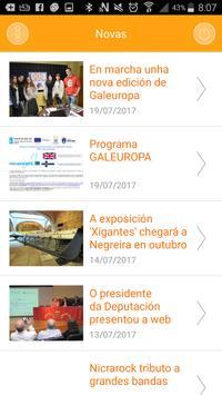 Radio Negreira screenshot 3