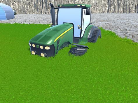 Farming Robot Simulator screenshot 2