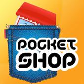 Pocketshop icon