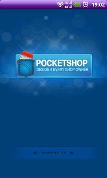 Pocketshop poster