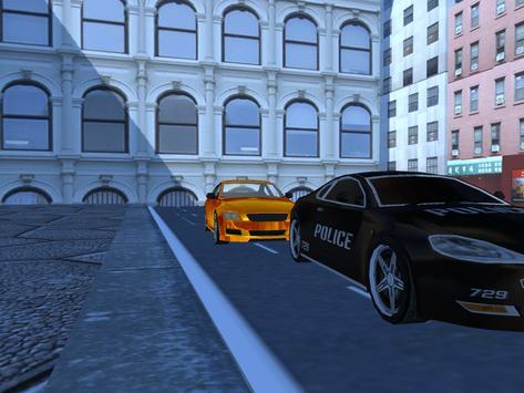 Golden Cyborg Robot screenshot 2