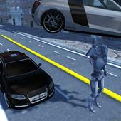 Police SuperHero icon