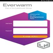 Everwarm Completions App icon