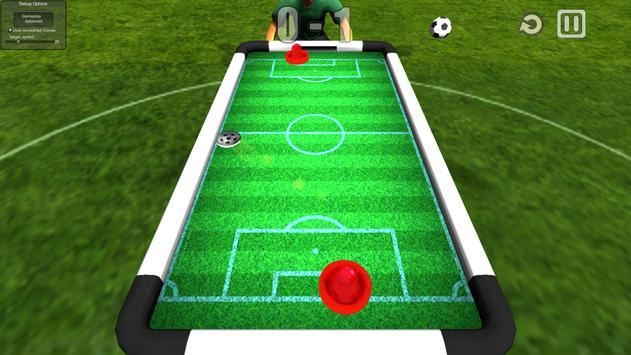 Air soccer challenge apk screenshot