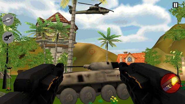 ARMY defence screenshot 1