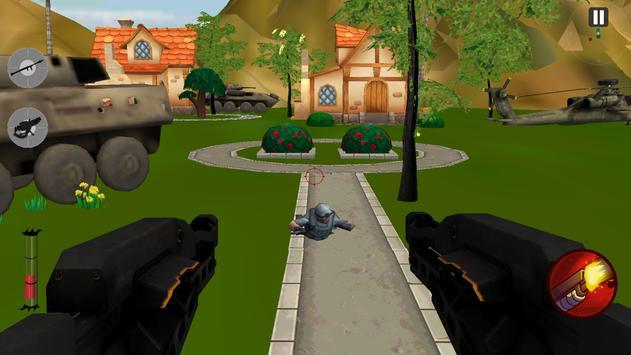 ARMY defence screenshot 9