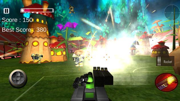 Mushroom arena apk screenshot