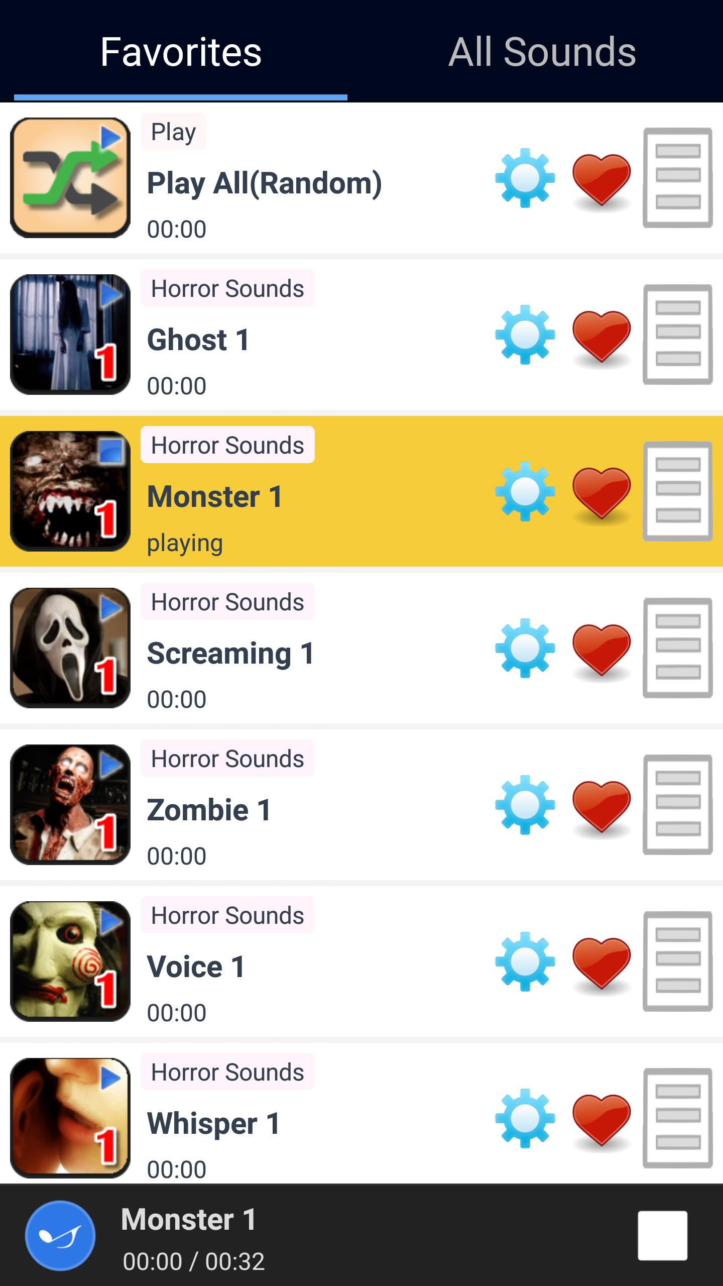 Horo sounds for Android - APK Download