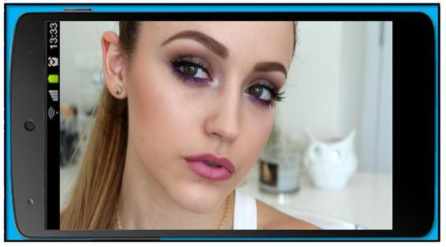 Simple Everyday Makeup Tutorial screenshot 1