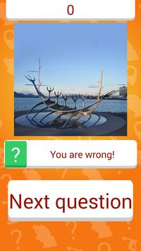 Monument Country Quiz screenshot 1