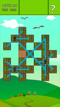 Water Squares screenshot 1