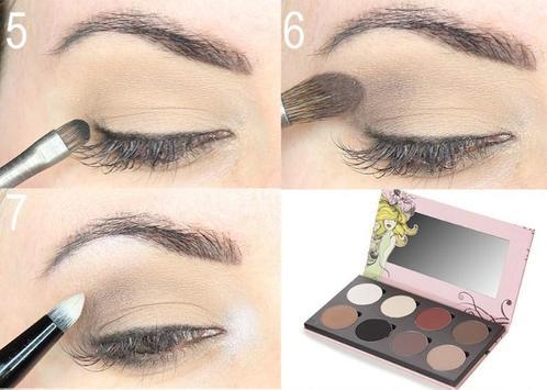 Everyday Eye Makeup Tutorials screenshot 2