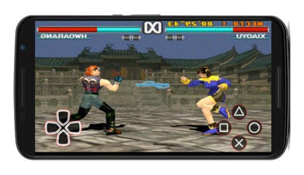 Hints of Tekken 3 Ekran Görüntüsü 1