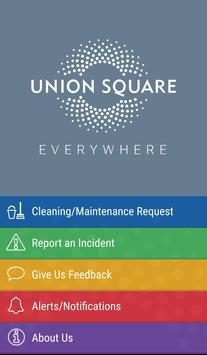 Union Square Business Improvement District poster