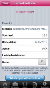 MemoMedic Astellas Pharma BV Screenshot 3