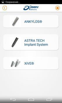 DENTSPLY Implants screenshot 2