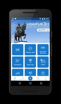 Udaipur 311 poster
