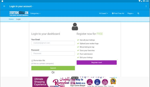 EverythingKERALA.COM - Sell & Buy in Kerala screenshot 12