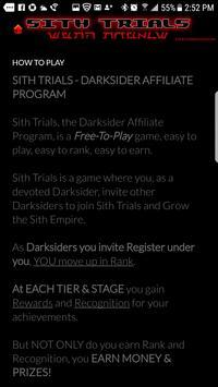 Sith Trials screenshot 3