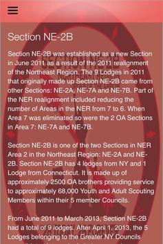 Section NE-2B poster