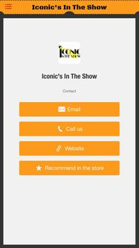 Iconic's In The Show apk screenshot