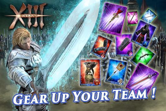 Legend of Heroes XIII poster