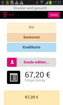 T-Mobile Registrierkasse apk screenshot