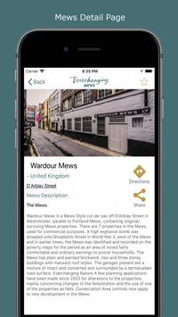London Mews Explorer apk screenshot