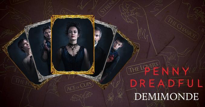 Penny Dreadful - Demimonde apk screenshot