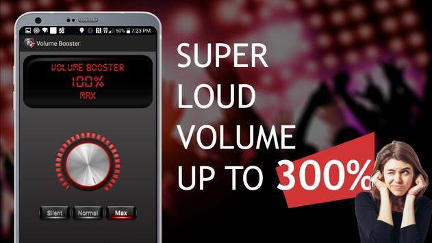 Super Loud Volume Booster 2017 poster