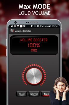 Super Loud Volume Booster 2017 screenshot 5