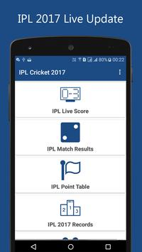 Cricket Live Score poster