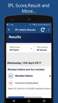 Cricket Live Score screenshot 6