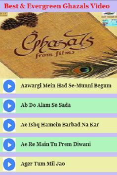 Best & Evergreen Ghazals Video poster