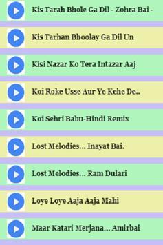 Best & Evergreen Ghazals Video apk screenshot