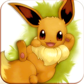 Eevee Wallpaper Poke icon